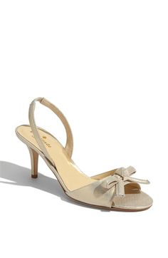 LOVE these Kate Spade shoes