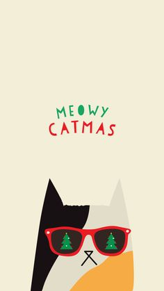 New Post meowy christmas wallpaper interesting visit xmast. Christmas Drawing, Christmas Cats, Christmas Humor, Winter Christmas, Wallpaper Gatos, Iphone Wallpaper Cat, I Love Cats, Crazy Cats, Illustration Inspiration