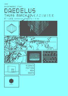 Daedelus @ The Kazimier - March 2014