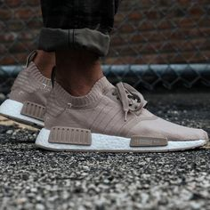 NMD R1 Primeknit French Beige #innovativedesign, #performance, #sneakers, #stylish