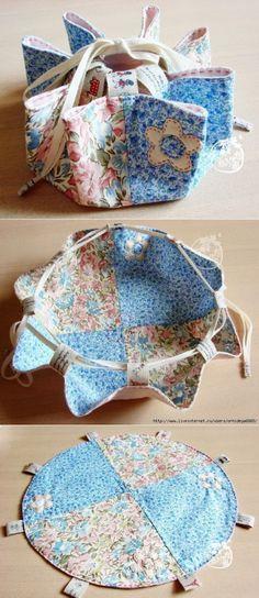 La bolsa-saco original