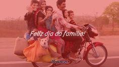Feliz dia da família!  www.MASADA.com.br  #Motorcycle #DiaDaFamília #FamilyDay