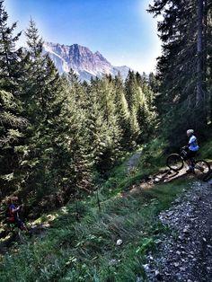 Mountainbiken in Tirol: Zugspitz Arena - The Chill Report Bike Hotel, Austria, Chill, Adventure, Mountains, Nature, Outdoor, Zugspitze, Viajes