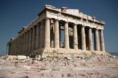 Parthenon パルテノン神殿