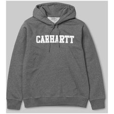 8049cdf59cd3 Shop the Carhartt WIP Hooded College Sweatshirt from the offical online  store.