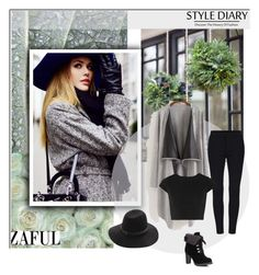 """""""Zaful 10 ?lkid=8004"""" by followme734 ❤ liked on Polyvore featuring Alice + Olivia, vintage, women's clothing, women's fashion, women, female, woman, misses, juniors and zaful"""