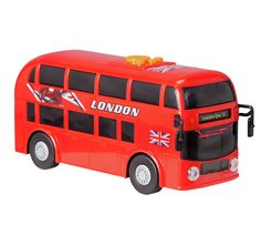 Buy Chad Valley Road Rippers Double Decker Bus at Argos.co.uk, visit Argos.co.uk to shop online for Toy cars, vehicles and sets, Toy cars, trains, boats and planes, Toys