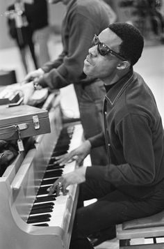Stevie Wonder, real name Stevland Hardaway Morris, was born in Saginaw, MI on May 13, 1950.