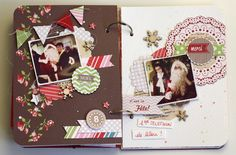 Daily December d'Isalilou - collection Pomme de pin de Swirlcards