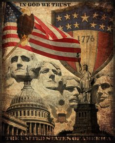 Cornerstones    The United States was built on a few strong principles. In this piece we feature some of those icons that represent those
