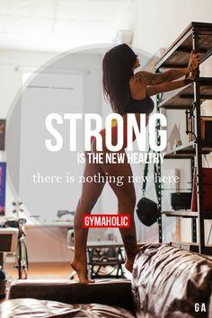 #Strong #theGAFway #GAFgirl