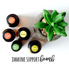 immune support essential oils