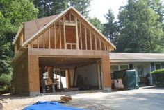 Expand Your Living E With An Above Garage Addition Looking To Add Room