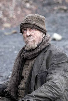 Stock Photo - The Road Year : 2009 Director : John Hillcoat Robert Duvall Based on Cormac McCarthy's Pulizter Prize winning novel Post Apocalypse, We Are The World, Interesting Faces, Old Men, Photojournalism, Old Photos, Character Inspiration, Old World, Steampunk