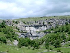If you've never been to Malham then you really are missing it, climb the cove, and not only are the views stunning you will see one of the best examples of a limestone pavement.