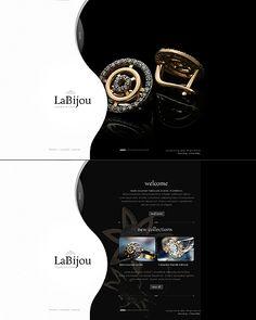 New jewerly desing inspiration bijoux ideas Website Design Layout, Web Layout, Layout Design, Website Designs, Design Websites, Luxury Website, Desing Inspiration, How To Wear Headbands, Catalog Design