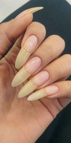 Long Natural Nails, Long Nails, Beauty, Nails Plus, Natural Nails, Nail Manicure, Nail Polish, Beauty Illustration