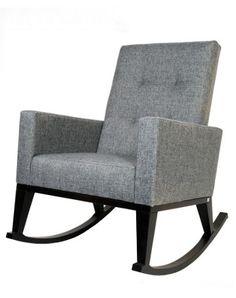 Chaises ber antes modernes sur pinterest fauteuils for Meuble chaise bercante