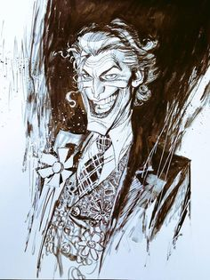 Andrew C. Robinson ( Joker ) *