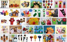 multi felt puppet images 4