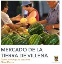 #Alicante MERCADO DE LA TIERRA ecoagricultor.com
