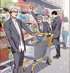 Digital Art Anime, Anime Art, Dinosaur Wallpaper, Manhwa Manga, Art Reference Poses, Aesthetic Backgrounds, Webtoon, Anime Guys, Animation