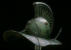 - Casco de gladiador Romano ./tcc/
