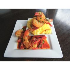 Visit Columbia MO -  Warm up today with Room 38's Diablo Shrimp & Grits! #ColumbiaMO #room38