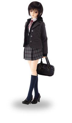 "Super Dollfie Pure ""Tachibana"" girl SDGraffiti (Jun Tachibana) 女の子 SDGraffiti「橘 純」 Dolls, Baby Dolls, Puppet, Doll, Baby, Girl Dolls"