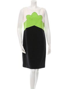 Carven Sleeveless Textured Dress w/ Tags