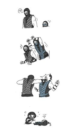 grafika smoke, mortal kombat x, and sub-zero Mortal Kombat Comics, Mortal Kombat Memes, Sub Zero Mortal Kombat, Scorpion Mortal Kombat, Mortal Kombat 3, Tomb Raider Cosplay, Mileena, Fun Comics, Marvel Comics