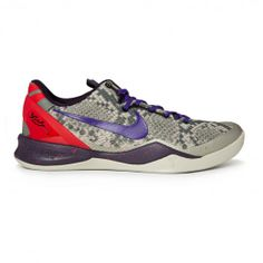 Nike Kobe 8 System 555035-003 Sneakers — Basketball Shoes at CrookedTongues.com