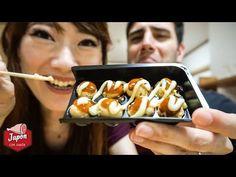 RECETA DE TAKOYAKI FÁCIL Y SIN MOLDE (también vegetarianos) - YouTube