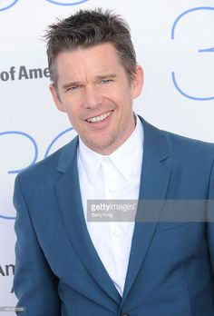 Actor Ethan Hawke arrives at the 2015 Film...