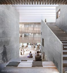 WE Architecture + Friis & Moltke Are Building a New Campus in Roskilde, Denmark