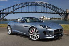 Jaguar F-TYPE Makes its Australian Debut