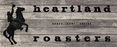 My friend's business...Heartland Roasters...We roast 100% arabica coffee beans in our Probat roaster on a ranch in the heart of America - Bartlesville, OK. Shipping is always FREE and orders ship the next business day after our roasting dates.