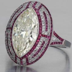 Rubies & diamonds