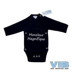 Monsieur magnifique - aaandacht