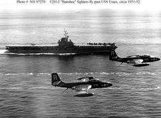 korean war, hospital corpsman, aboard aircraft carrier uss essex