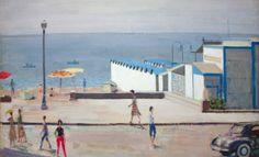 Spiaggia di #Albissola – 1955