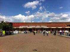Museo del Ferrocaril Fegua, Guatemala City