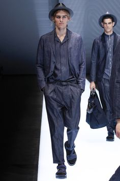 Emporio Armani Spring 2017 Menswear Collection Photos - Vogue