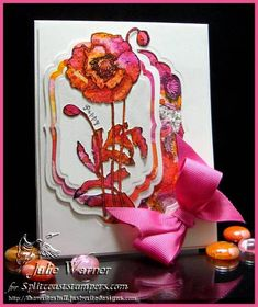 DTGD12 Poppies by justwritedesigns - Cards and Paper Crafts at Splitcoaststampers