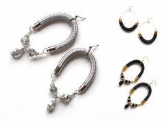 Krisztina Lango különleges fülbevalók
