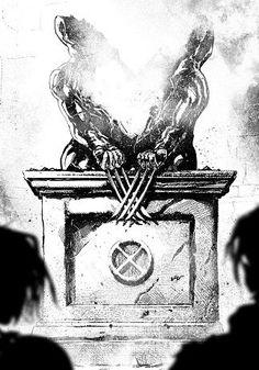 Old Man Wolverine, Marvel Dc, Marvel Comics, Comic Art, Comic Books, The Uncanny, Wolverines, Xmen, Marvel Characters