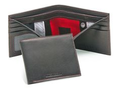 Carolina Hurricanes Game Used Uniform Wallet