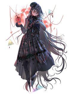 lordofdice, Lord of Dice / [お仕事]ロードオブダイス② / August 2019 - pixiv Art Anime, Anime Artwork, Anime Art Girl, Manga Girl, Manga Anime, Girls Characters, Fantasy Characters, Female Characters, Anime Characters