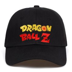 newest collection 8865d 9576f Dragon Ball Z Dad Hat