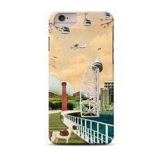 VirguCase Torre Vasco da Gama by Benedita Feijó para iPhone 6 Plus